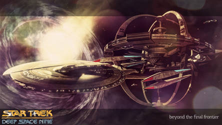 ST: Deep Space Nine - Beyond The Final Frontier by jonbromle1