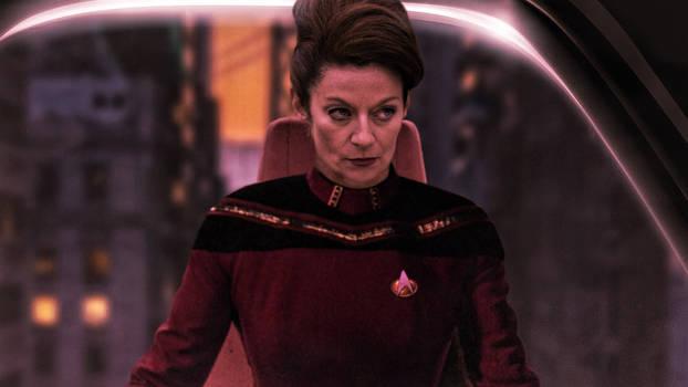 Star Trek: Antares - Admiral Cassandra Reese