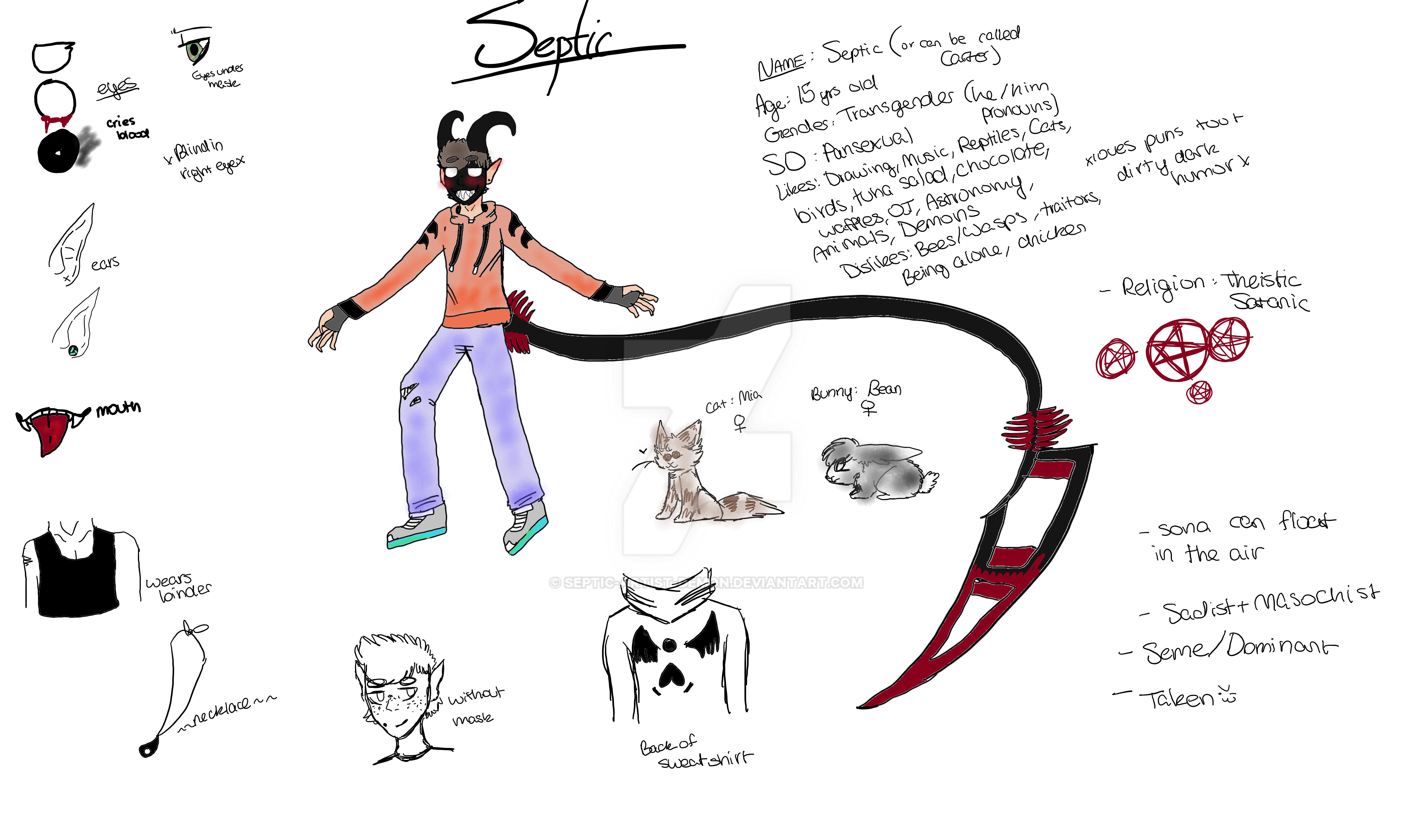 Septic ref update by Septic-Artist-Demon on DeviantArt