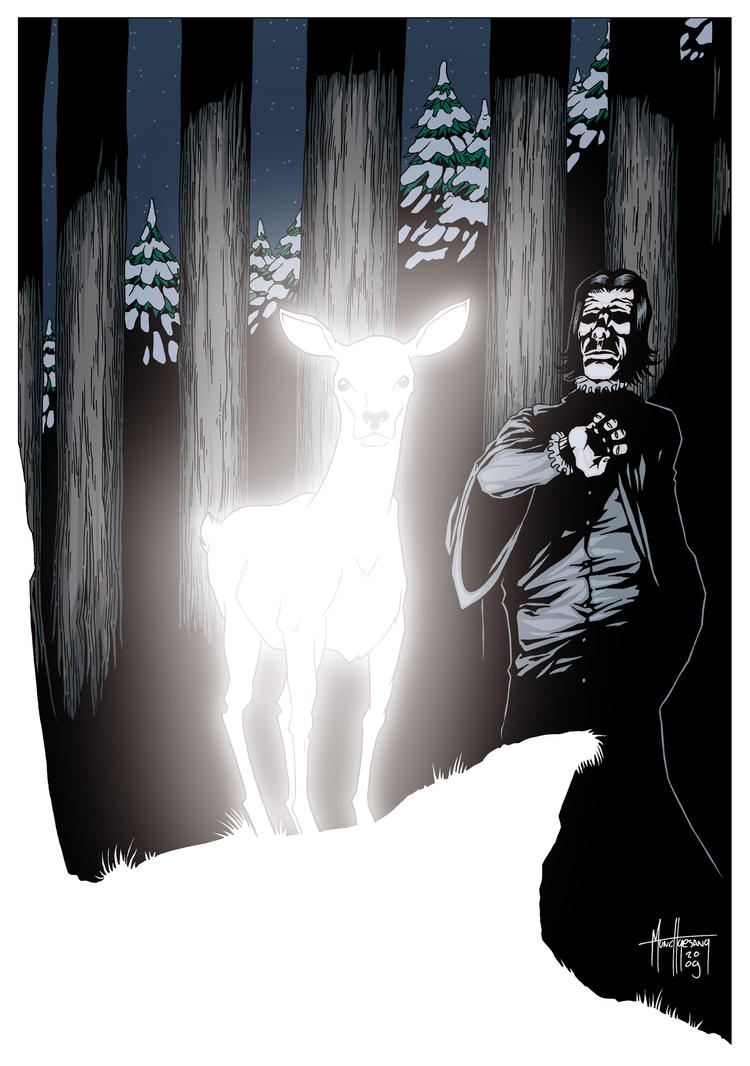 the Patronus by Muenchgesang