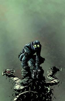 The Original DREXLER Cover (Kickstarter Exclusive)