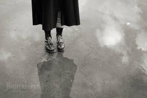 Walking on Clouds by Bittersuesz
