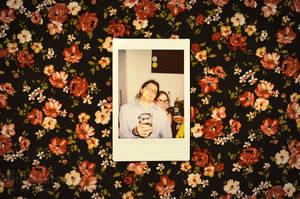Party Polaroid by Bittersuesz