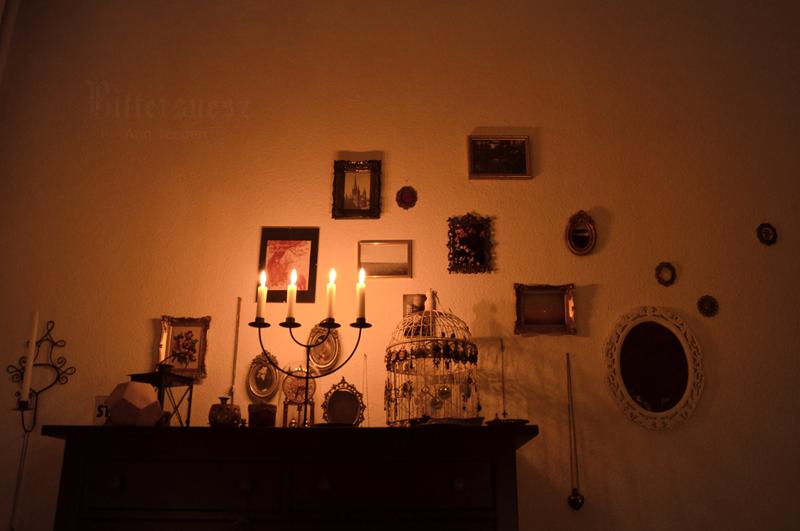 Candlelit by Bittersuesz