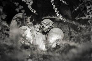New Jewish Cemetery VI by Bittersuesz
