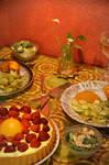 Midsummer Meal by Bittersuesz