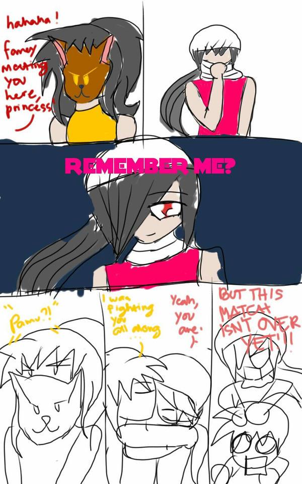 Redemption # 3 - Remember Me? by GyuriKitsuneXtreme