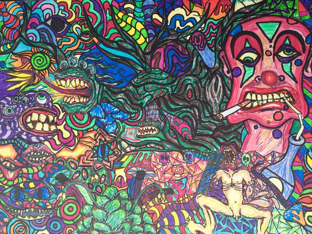Bad Trip by sofiavwlenzuela