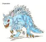 chupacabra by kaijulord21
