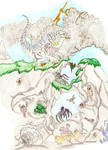 Monster Island:The great Chasm