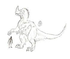 Cryptid: Partridge creek beast by kaijulord21