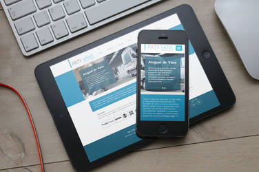 Website Paty Vans by JKakaroto