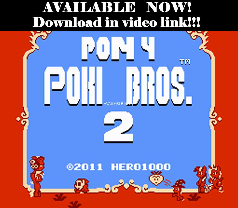 Pony Poki Panic by herooftime1000