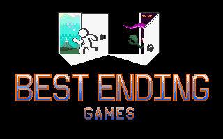 Best Ending Games logo