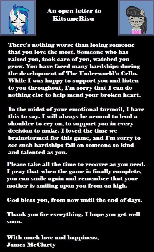 An Open Letter to KitsuneRisu by herooftime1000