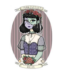 Frankenstein's Bride (personal twist)