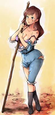 Wanderer Mine Fujiko