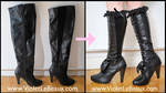 Winter Boots Make Over