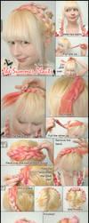 Hair Style Tutorial - Summer Overhead Plait by VioletLeBeaux