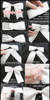 Perfect Ribbon Bow Tutorial