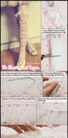 Elastic Sock Topper Tutorial by VioletLeBeaux