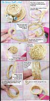 How To Make A Doll's Straw Boater Hat