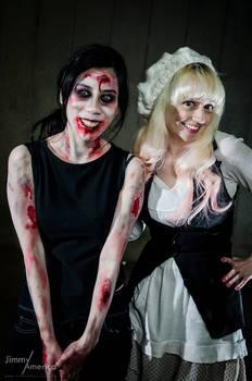 Zombie Halloween Collaborations!