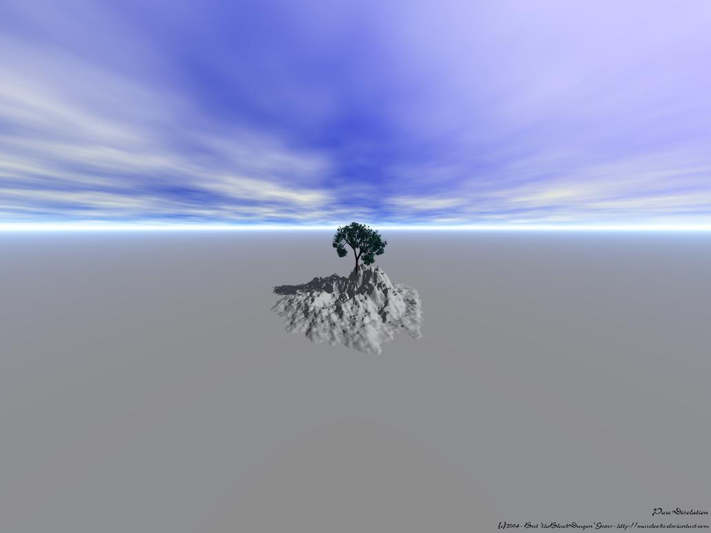 Utter Desolation by MareLooke