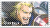 Arthur Fe:FATES stamp by KH-0