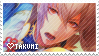 Takumi 1 stamp by KH-0