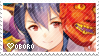 Oboro stamp by KH-0