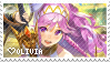 Olivia stamp by KH-0