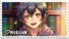 Morgan stamp by KH-0