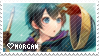 Morgan male stamp 2 by KH-0