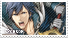 Chrom stamp by KH-0