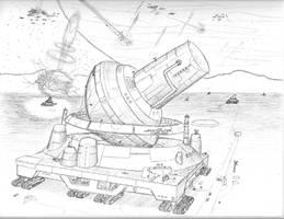 Planetary Defense Cannon