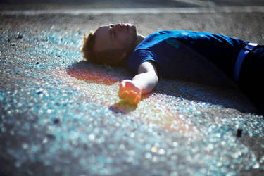 fall down by lafaette