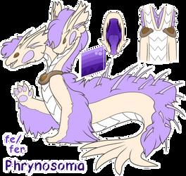 Phrynosoma - Adult