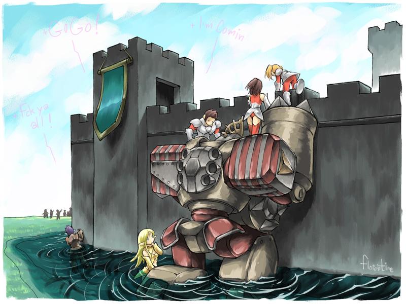 Castle Siege., lineage2 java, lineage server top