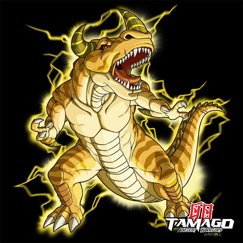 Tamago Dinosaur HD by MoMoJaH