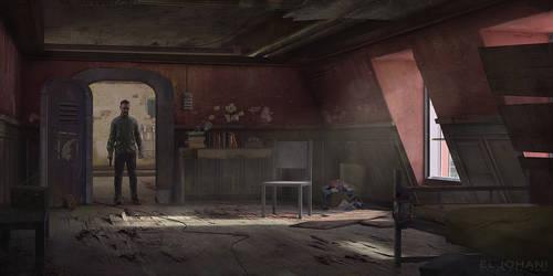 Back Home by AhmedElJohani