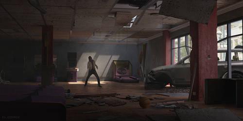 Arcade by AhmedElJohani