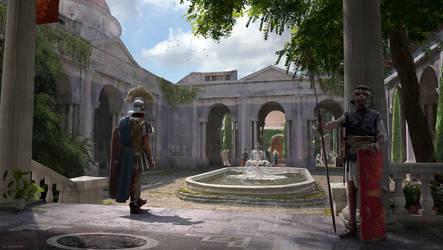 Praetorian Guard by AhmedElJohani