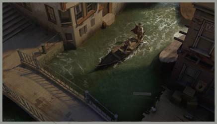 Venice by AhmedElJohani