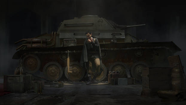 War by AhmedElJohani