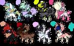 Ultra Rare Iti Pony Adopts (Closed)