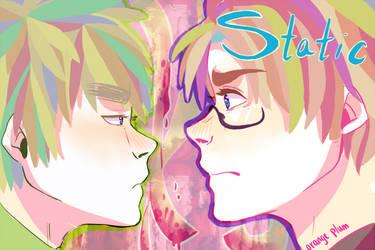 APH: Static Shock by Orangeplum
