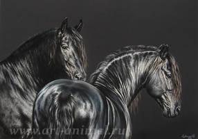 Two by Julyart