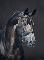 Portrait by Julyart