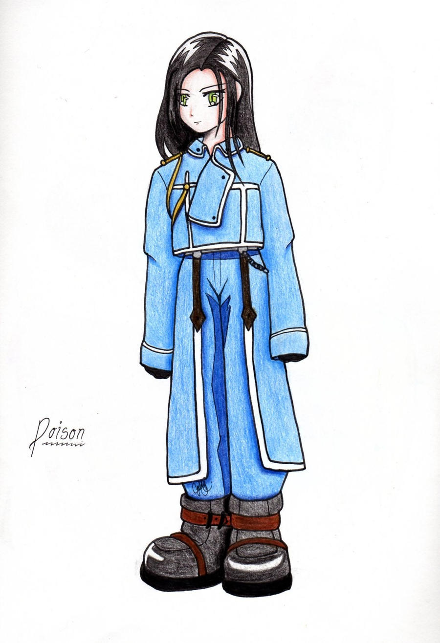 Fma Military Uniform 93